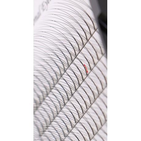 3D Fan Lashes Long Stem - C/D Curl